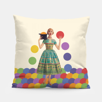 Thumbnail image of Magician Pillow, Live Heroes