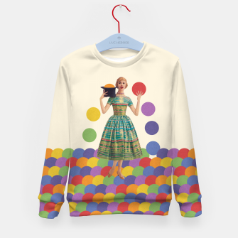 Thumbnail image of Magician Kid's sweater, Live Heroes