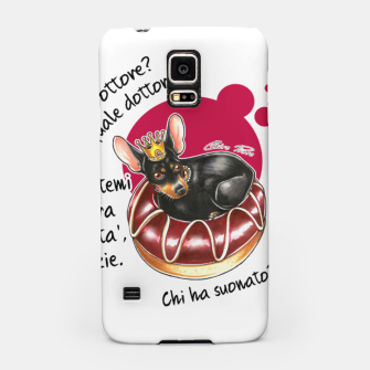 Thumbnail image of Sweet Pincher Samsung Case, Live Heroes