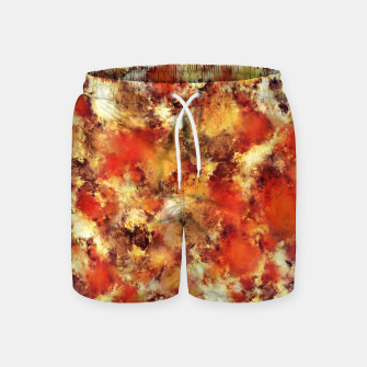Miniatur Hot water Swim Shorts, Live Heroes