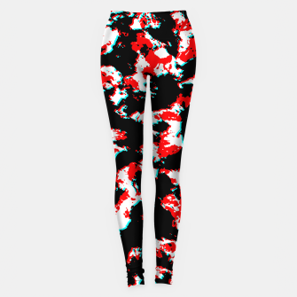 Thumbnail image of Red Army leggings, Live Heroes