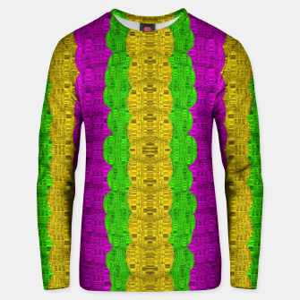 Miniature de image de  Hipster or hippie in  pattern style Unisex sweater, Live Heroes