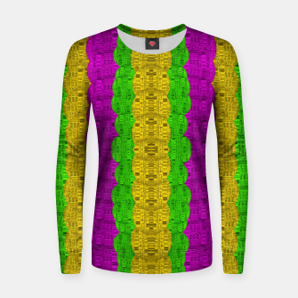 Miniature de image de  Hipster or hippie in  pattern style Women sweater, Live Heroes