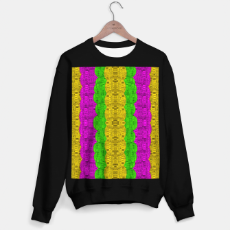 Miniature de image de  Hipster or hippie in  pattern style Sweater regular, Live Heroes
