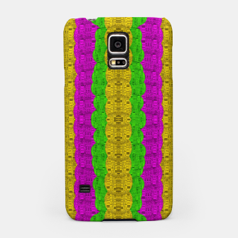 Thumbnail image of  Hipster or hippie in  pattern style Samsung Case, Live Heroes
