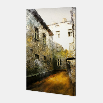 Thumbnail image of street in Łódź Canvas, Live Heroes