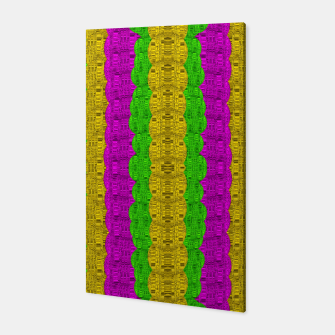 Miniature de image de  Hipster or hippie in  pattern style Canvas, Live Heroes