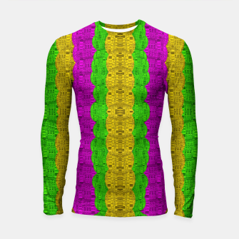 Thumbnail image of  Hipster or hippie in  pattern style Longsleeve rashguard , Live Heroes