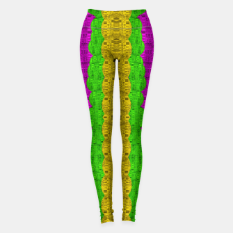 Miniature de image de  Hipster or hippie in  pattern style Leggings, Live Heroes