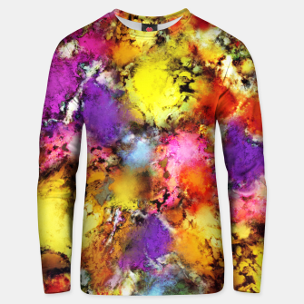 Thumbnail image of Pigment noise Unisex sweater, Live Heroes