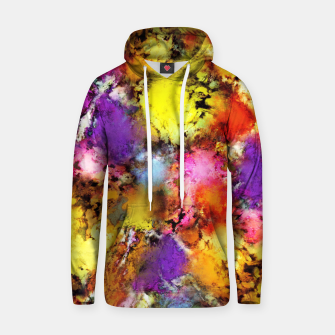 Thumbnail image of Pigment noise Hoodie, Live Heroes