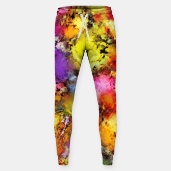 Thumbnail image of Pigment noise Sweatpants, Live Heroes