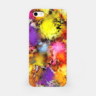 Thumbnail image of Pigment noise iPhone Case, Live Heroes