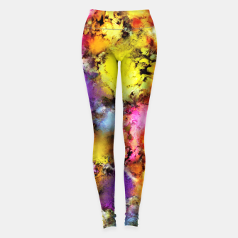 Thumbnail image of Pigment noise Leggings, Live Heroes
