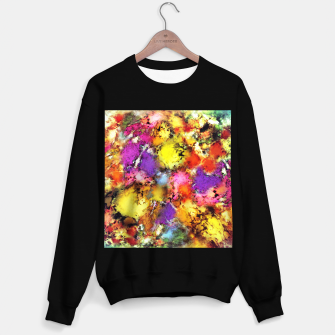 Thumbnail image of Pigment noise Sweater regular, Live Heroes
