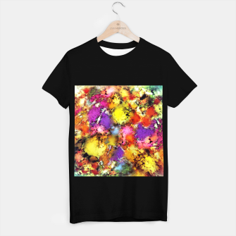 Thumbnail image of Pigment noise T-shirt regular, Live Heroes