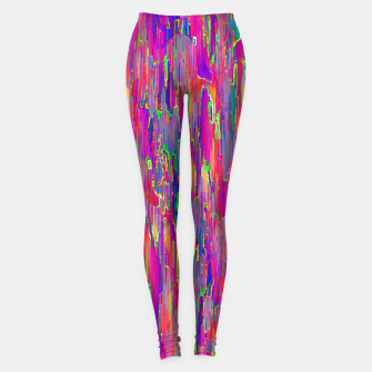 Thumbnail image of Trippy Tale 616 Leggings, Live Heroes