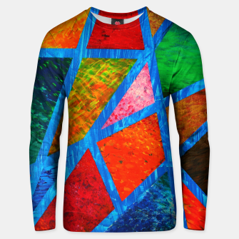 Thumbnail image of nIEZAMKNIĘTY kOLOR Unisex sweater, Live Heroes