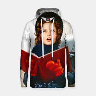 Thumbnail image of Shirley Temple Christmas Hoodie, Live Heroes