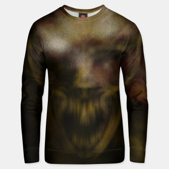 Thumbnail image of Shadow Skull Unisex sweater, Live Heroes