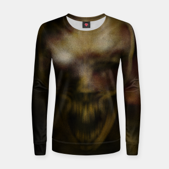 Miniaturka Shadow Skull Women sweater, Live Heroes