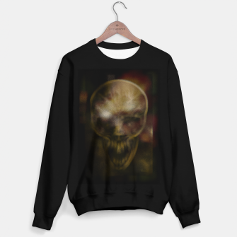Miniaturka Shadow Skull Sweater regular, Live Heroes