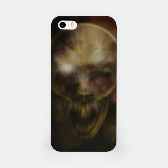 Shadow Skull iPhone Case thumbnail image