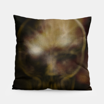 Shadow Skull Pillow thumbnail image