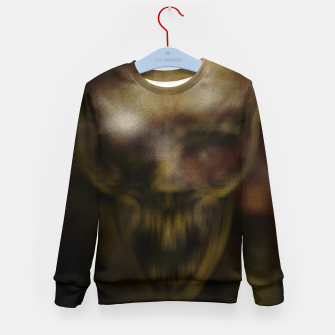 Miniaturka Shadow Skull Kid's sweater, Live Heroes