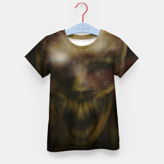 Shadow Skull Kid's t-shirt thumbnail image