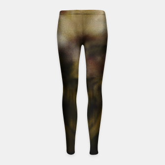 Miniaturka Shadow Skull Girl's leggings, Live Heroes