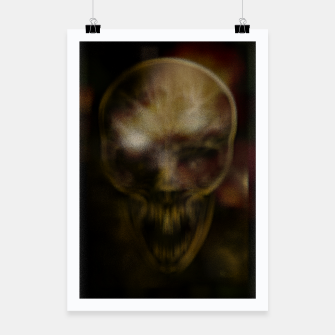 Thumbnail image of Shadow Skull Poster, Live Heroes