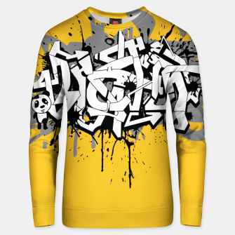 Graffiti Unisex pull miniature