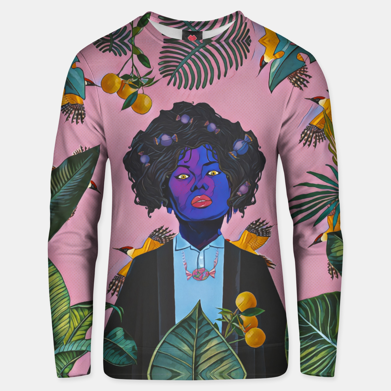 Image of Candy Unisex sweater - Live Heroes
