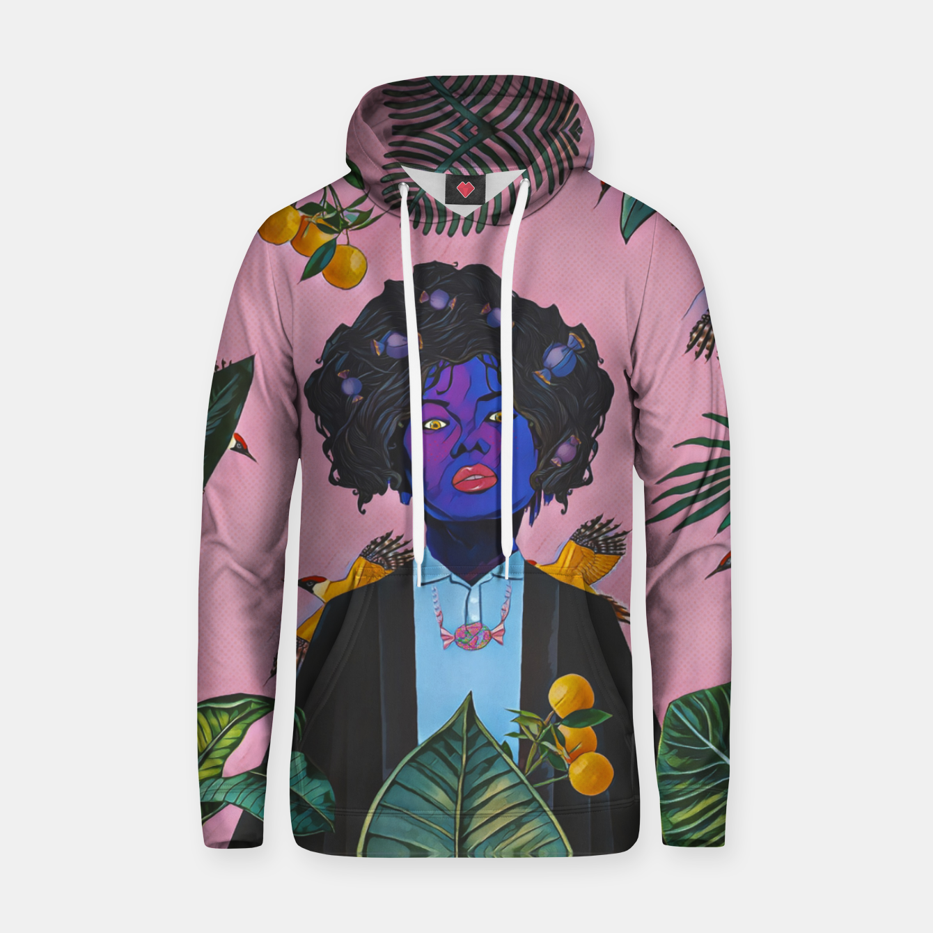 Image of Candy Hoodie - Live Heroes