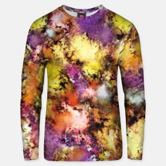 Thumbnail image of Dismantling the flowers Unisex sweater, Live Heroes