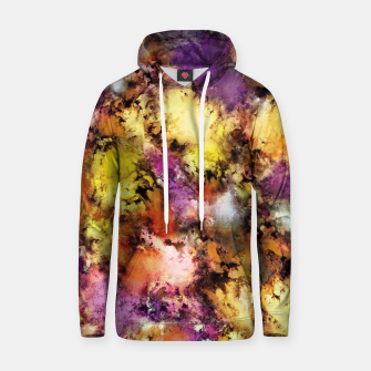 Thumbnail image of Dismantling the flowers Hoodie, Live Heroes