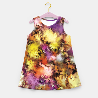 Thumbnail image of Dismantling the flowers Girl's summer dress, Live Heroes