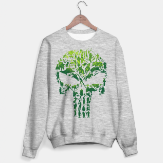 Thumbnail image of AFFINITY (fight speciesism - go vegan) Sweater regular, Live Heroes