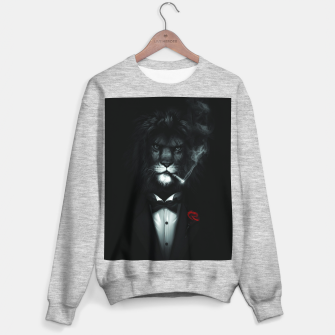 Miniatur The Stylish Lion. Sweater regular, Live Heroes