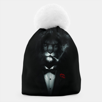 Miniatur The Stylish Lion. Beanie, Live Heroes