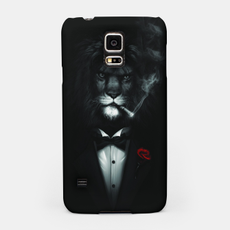 Miniatur The Stylish Lion. Samsung Case, Live Heroes
