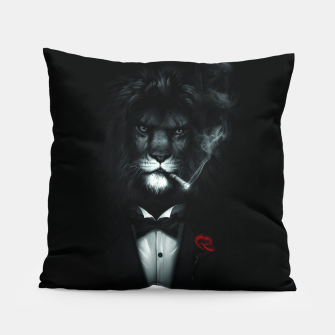Miniatur The Stylish Lion. Pillow, Live Heroes