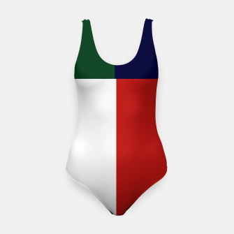 Thumbnail image of SAHARASTREET-SS141 Swimsuit, Live Heroes