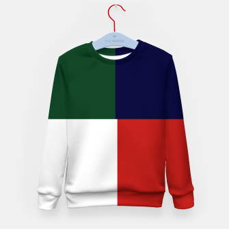 Thumbnail image of SAHARASTREET-SS141 Kid's sweater, Live Heroes