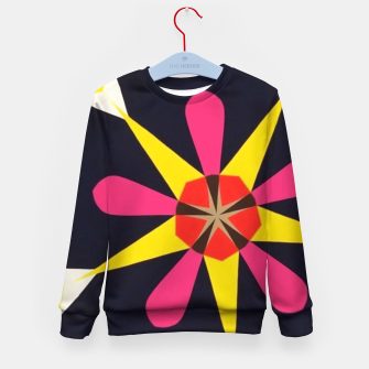 Thumbnail image of SAHARASTREET-SS144 Kid's sweater, Live Heroes