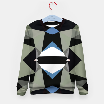 Thumbnail image of SAHARASTREET-SS145 Kid's sweater, Live Heroes