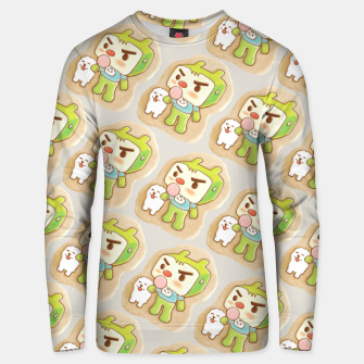Thumbnail image of Icing Cookie Unisex sweater, Live Heroes