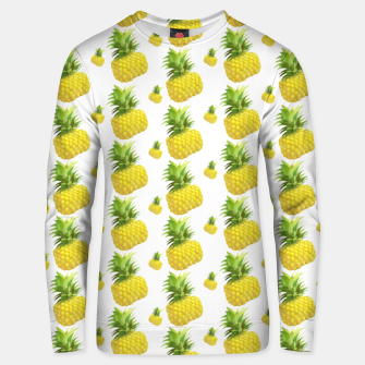 Thumbnail image of XiaoTieJun Pineapple Unisex sweater, Live Heroes