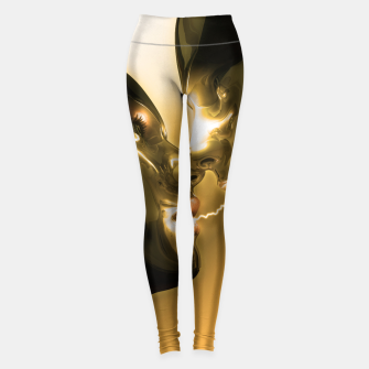 Thumbnail image of Electric Lovers (Golden Version) Leggings, Live Heroes